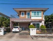 (HS227-03) Detached 3 bedroom house near Mae Jo University.