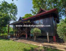 (HR166-02) Resort Style Home Set within Lovely Garden Property for Rent in Doi Saket
