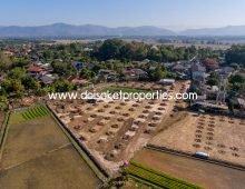 (LS331-04) Great Plot of Land for Sale in Luang Nuea, Doi Saket