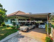(HS292-02) Nice Fully-Furnished Home for Sale in Doi Saket