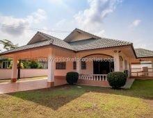 (HS296-03) Single Storey House for Sale in Doi Saket.
