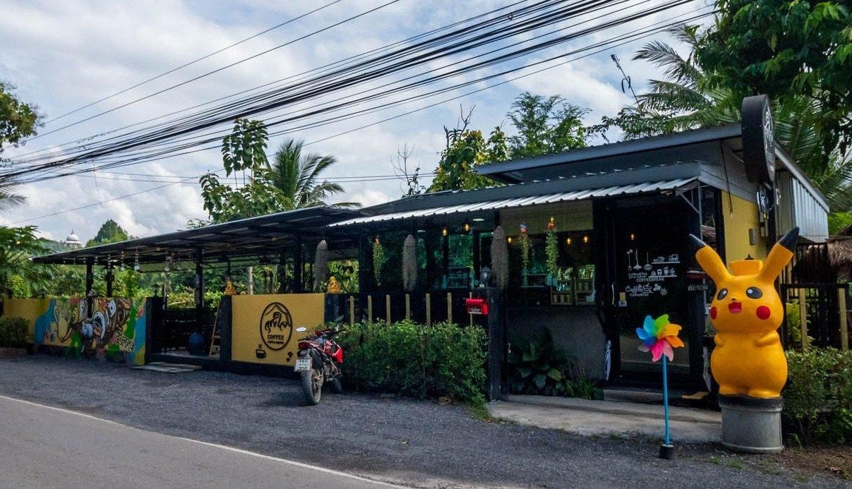 Suk Jai Cafe and Bistro - Choeng Doi, Doi Saket