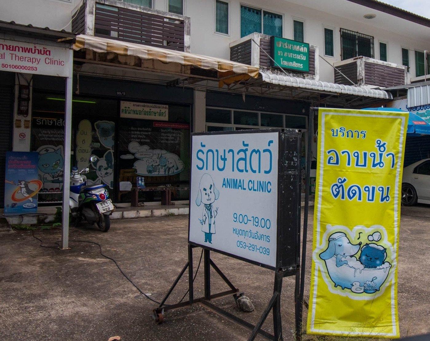 Animal Clinic - Choeng Doi, Doi Saket