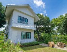 (CMS019-05) Homestay with Three Modern Houses For Sale in a Lovely Spot in Doi Saket