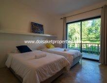 (HR191-TH) Beautiful 2-Bedroom Townhouse for Rent in Choeng Doi, Doi Saket