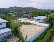 (LS349-00) Excellent Half-Rai Ready-to-Build Plot of Land for Sale in Choeng Doi, Doi Saket